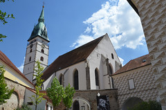 Jindřichův Hradec, Church of the Assumption of the Virgin Mary