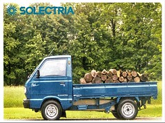 1998 Solectria Flash Truck