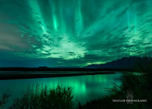 Knik River Lights