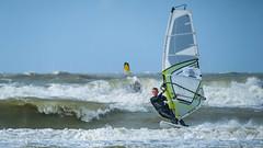 Peter, the windsurfer @ work