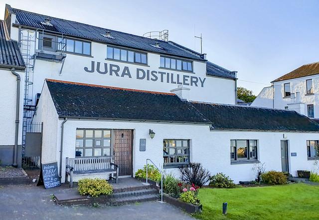 190920 - Jura - Distillery
