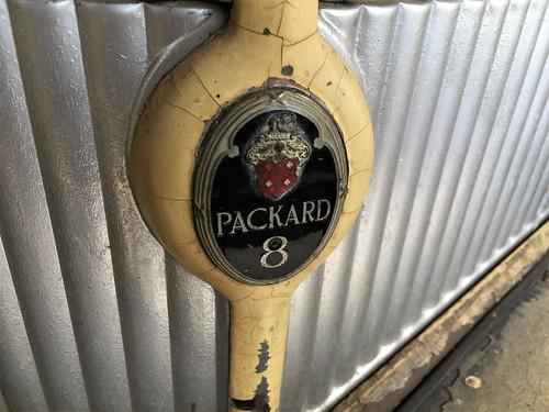 1935 Packard Eight ambulance - Mudgee District (10)