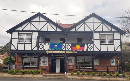 Commercial Hotel, known as the Jamberoo Pub. Good grub, nice village.