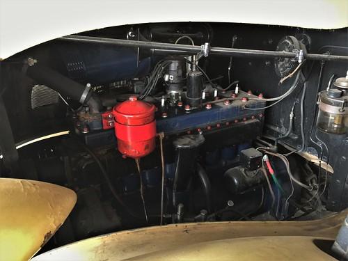 1935 Packard Eight ambulance - Mudgee District (4)