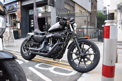 Harley-Davidson Iron 883 Motorcycle