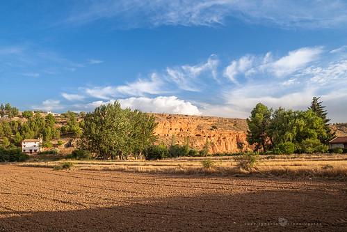 Moyuela - Cuevas de Valtierra