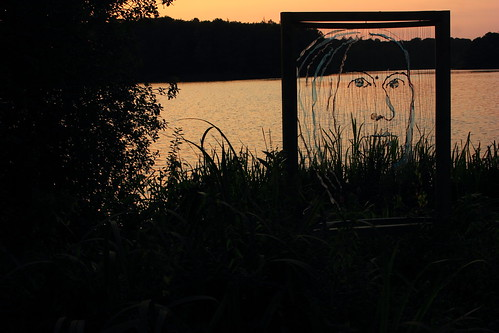 See & Art (56) Blick auf den See