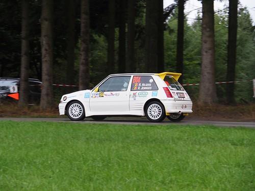 East Belgian Rally