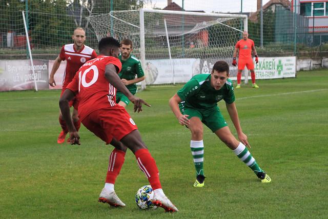 Muži: PŠC Pezinok - FC Malacky (09/2019)