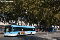 Heuliez Bus GX 317 – Transdev Niort Agglomération / Tanlib n°304