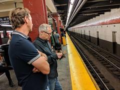 42nd Street Subway Platform