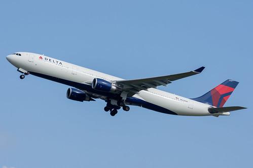 Delta Air Lines A330-302E N829NW
