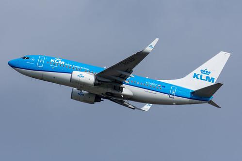 KLM 737-7K2 PH-BGF