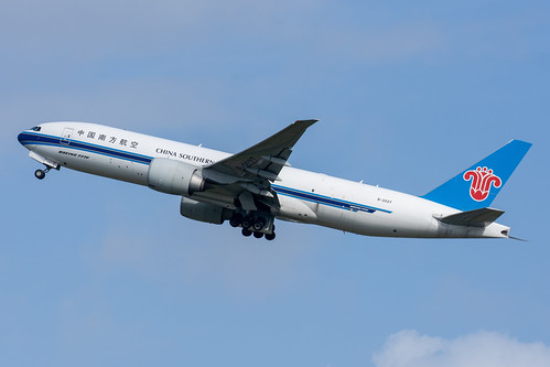 China Southern Airlines Cargo 777-F1B B-2027