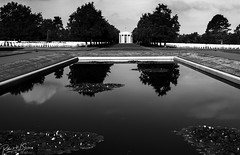 American Cemetery, Normandy, France - Photo of Bricqueville