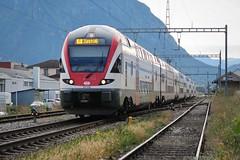 Sevelen - Station SBB