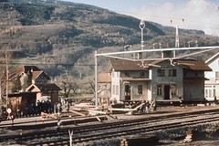 Sevelen - Old Station SBB