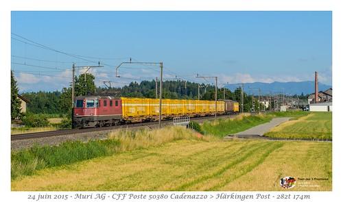 Re 4/4II 11171 - Muri AG