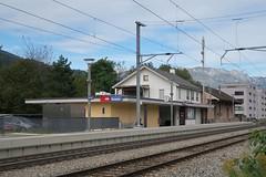 Sevelen - Today's Station SBB