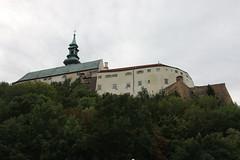 2019, Burgen- u Schlösserfahrt Slowakei, 10.Tag, Burg Nitra, Schloss Smolenice, Trnava