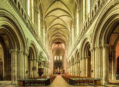Cathédrale Notre-Dame, Bayeux, France