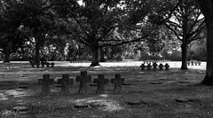 La Cambe German War Cemetery 2 - Photo of Vouilly