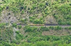 Thues, le train jaune,  Haut Conflent