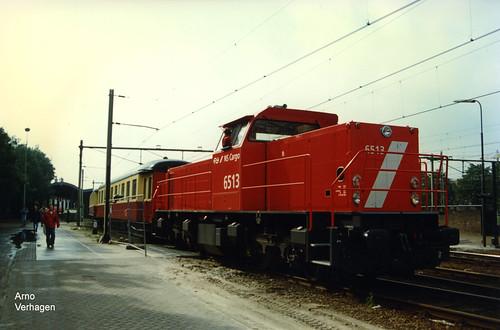 1994 | NS Cargo 6513 te Den Bosch