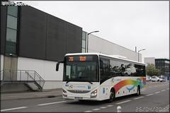 Iveco Bus Crossway – Keolis Garonne / Arc-en-Ciel