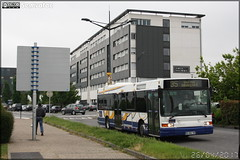 Heuliez Bus GX 317 – Les Courriers de la Garonne (Transdev) n°73013 / Tisséo n°7303