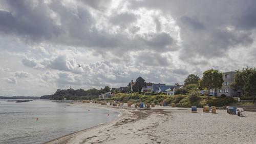 Der Sommer geht an der Ostsee zu ende