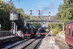 North Yorkshire Moors Railway Annual Steam Gala 2019.