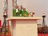 First Weekend Mass
