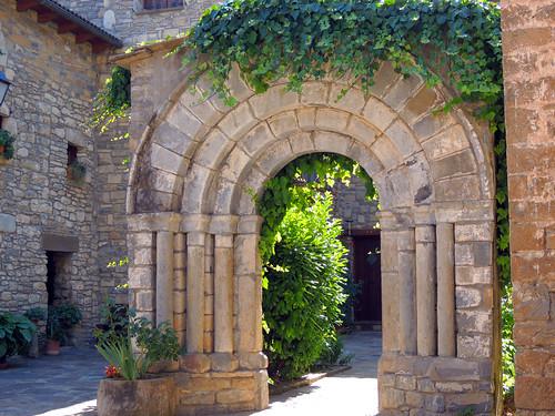 <Arco de Jánovas> Fiscal (Huesca)
