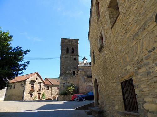 <Torre de la Iglesia> Fiscal (Huesca)