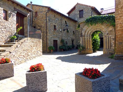 <Casa L'Abadía> Fiscal (Huesca)