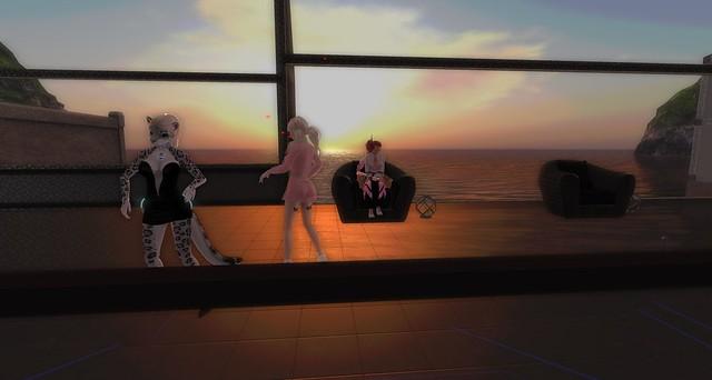 Tana's Pop Rocks in the new Stray Cat Lounge