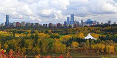 Autumn Edmonton