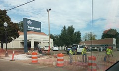 Improvements on the square in Hernando