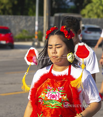 Phuket Vegetarian Festival 2019 - It has begun!