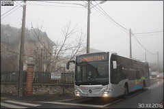 Mercedes-Benz Citaro – Cars Lacroix / STIF (Syndicat des Transports d'Île-de-France) – Le Parisis n°961 - Photo of Méry-sur-Oise