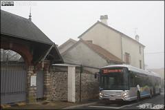 Heuliez Bus GX 437 Hybride – Cars Lacroix / STIF (Syndicat des Transports d'Île-de-France) – Le Parisis - Photo of Jouy-le-Moutier