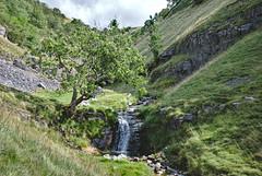 Waterfall on Buckden Beck