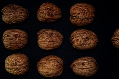 Macro Monday - Walnut Knolling