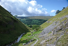 View to Wharfedale