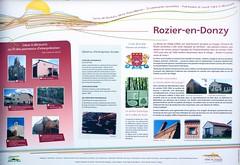 Rozier en Donzy (Loire) - Photo of Sainte-Colombe-sur-Gand