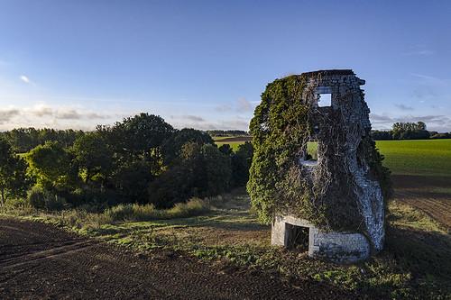 Le vieux moulin ...