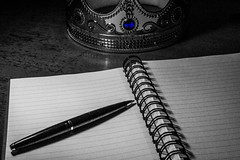 Crown and pen-edited