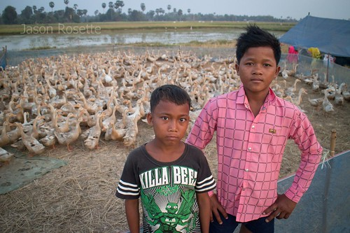 Duck Brothers, Siem Reap, Cambodia (horizontal)