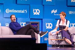 """Mitgründer des Trendschuhs und beliebte Marke im Silicon Valley """"Allbirds"""": Joey Zwillinger im Gespräch mit Britta Weddeling über nachhaltiges Wirtschaften"""
